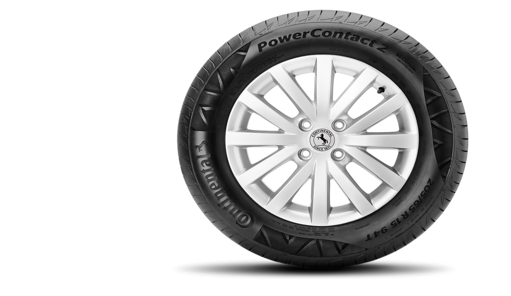 Pneu 205/55 R16 POWERCONTACT-2 91V CONTINENTAL